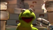 Constantine Steals Prince Fielder's Bases - Muppets Most Wanted