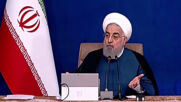 Iran: Rouhani celebrates as UNSC rejects US-backed sanctions