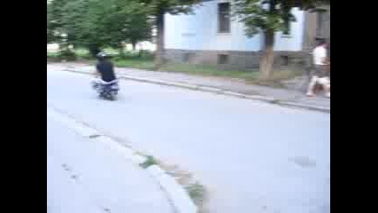 Малък Пистов Мотор 3