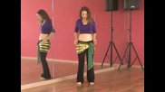 Бейли денс уроци/ 3 Belly dance-lesson-3