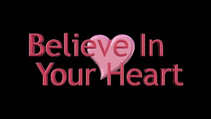 Dj Crazy Green- Believe in your heart