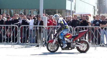 Стънт Пловдив 20.03.2010 състезател 8 част2