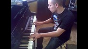 Аз свиря Listen to Your Heart on Acoustic Piano