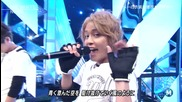 [бг. субс] News - Mr. White Music Station 2015.02.27