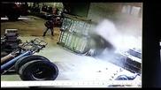 Инцидент в автосервиз