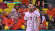 Тричковски вкара, но Северна Македония не успя да поведе срещу Нидерландия