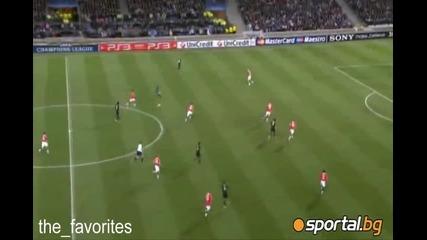 Marseille 0:0 Manchester United