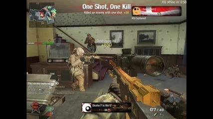 Black Ops Sniper Kill Feed