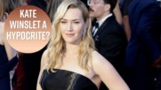 Kate Winslet getting backlash for Woody Allen comments