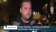 Пролетното почистване на улиците в София започна