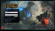 Summoner's Rift Login Theme - Pbe Server - 10-30-14