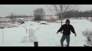 Топ 20 разбивания на снежни човеци
