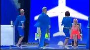 Великобритания - Scooch - Flying the Flag - Евровизия 2007 - Финал - 22 Място