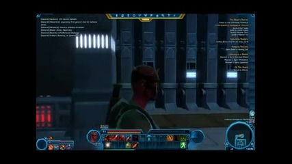 Imperial agent - Star Wars The Old Republic