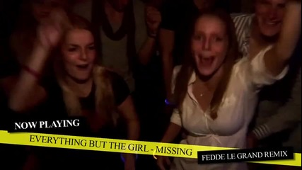 Fedde Le Grand Ade Takeover - Missing (official Aftermovie)
