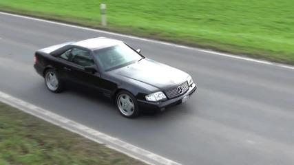 mercedes benz sl 500 1996