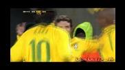 Бразилия с/у Северна Корея 2 - 1