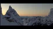 Много красив изгрев някъде в ... Норвегия