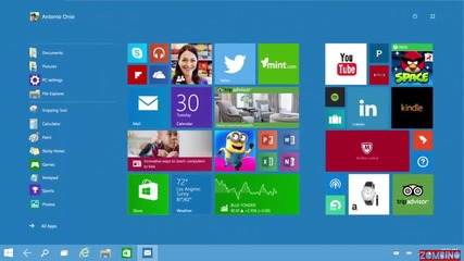 Кратко ревю на Ос Windows 10