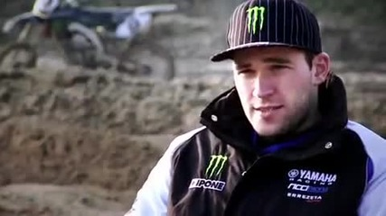 The official 2010 Yamaha Monster Energy