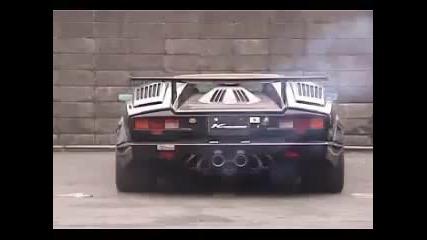 Звяр - Lamborghini Countach Lp500s