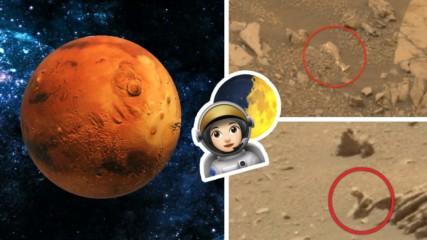 Има ли живот на Марс? Топ 5 на НЛО откритията там!
