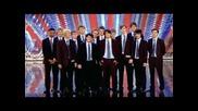 Britains got talent 2011 група британци изпълняват out of the blue