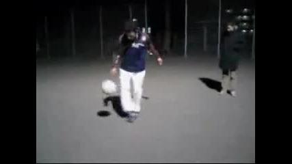 Freestyle умения от момчета (невероятно)