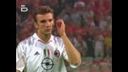 Спасяванията на Дудек на финала на Шампионска лига сезон 2004/2005 срещу Милан