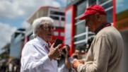 Ролята на Ники Лауда във Формула 1 и Мерцедес