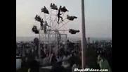 Виенско колело задвижвано от хора