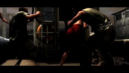 Max Payne 3 - Official Trailer [hd] 2012