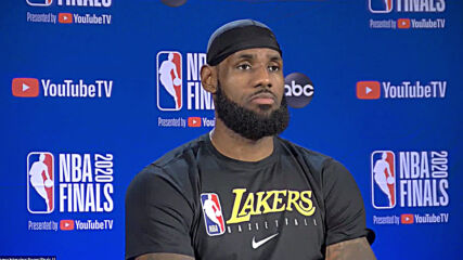 USA: LeBron James says still much work to be done after dominant win in game one of NBA Finals