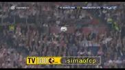 Барселона 2:0 Манчестър - Лео Меси Гол! [27.05.2009] Финала!