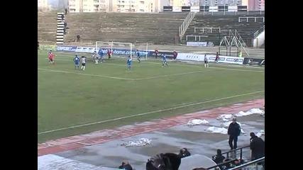 Локомотив Пловдив 3:0 Видима