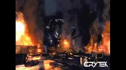Crysis - Dx9 Vs Dx10