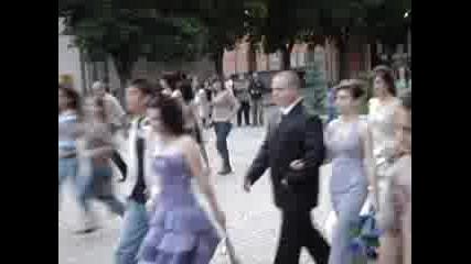 Абитуриентите Крумовград 2007