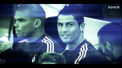 Cristiano Ronaldo - Голове и техника 2012/2013