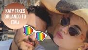 Кейти Пери и Орландо Блум на романтична ваканция заедно