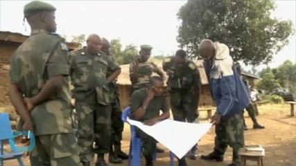 Congo Army Says Kills 16 Ugandan Rebels, Loses Four Soldiers