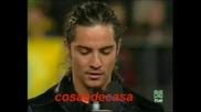David Bisbal La Copa De La Vida /con David Bustamante/