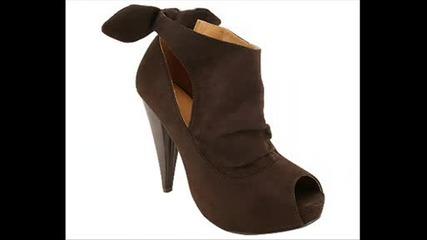 Официални и спортни дамски обувки