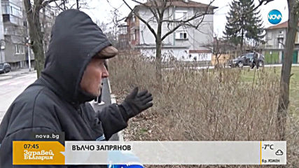 Жители на Хасково на протест срещу строеж в парк