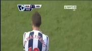 Уест Бром се изгаври с Юнайтед насред Олд Трафорд