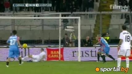Katania 1:3 Juventus
