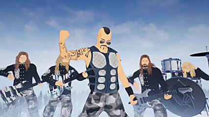 Sabaton - No Bullets Fly // Animated Story Video