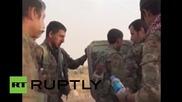 Кюрдската армия превзе стратегически град на ИД