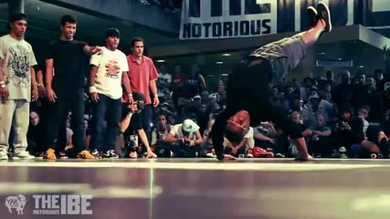 The Notorious Ibe 2011 All Battles All Official Recap Yak Films Bboy Event in Holland