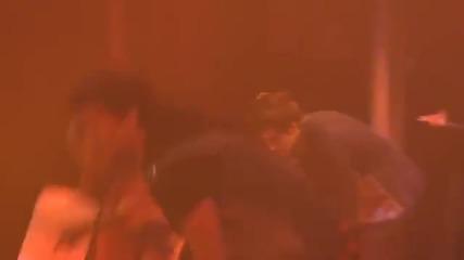 Dvd- Violetta en vivo - On beat