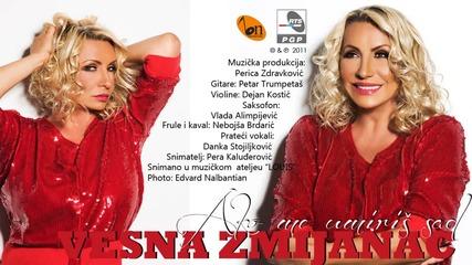 Vesna Zmijanac - Ako me umiris sad - (Audio 2011)